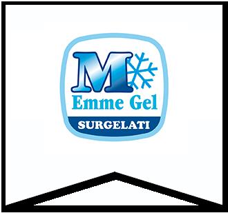 Logo Emme Gel distribuzione surgelati